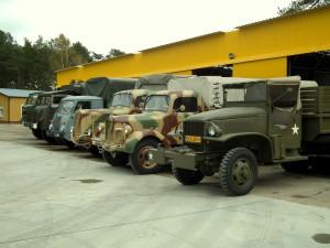 Pojazdy w MTW GRYF Fot. A. Massloch (5)