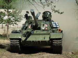 T-55AD2 - Fot. A. Massloch